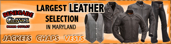Largest Leather Selection