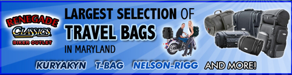 Largest Selection of Travel Bags